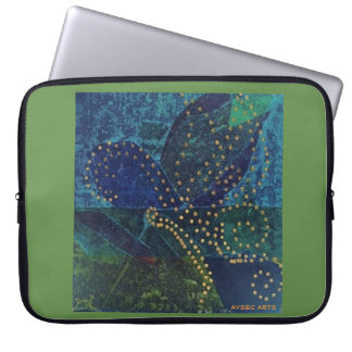 """Capa Para Computador Borboleta 15"""" a bolsa de laptop"""