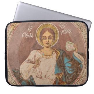 Capa Para Computador chri ortodoxo de jesus do deus da religião da