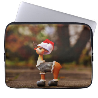 Capa Para Computador Decorações da rena - rena do Natal