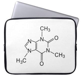 Capa Para Computador elemento da química do café da fórmula química da