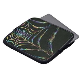 Capa Para Computador enteas neon spider aquele spi