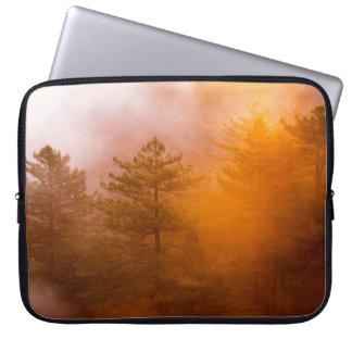 Capa Para Computador Floresta dourada da corriola