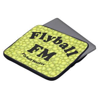 Capa Para Computador FM, mestre de Flyball