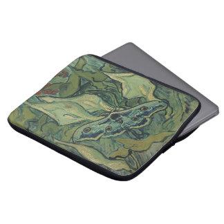 Capa Para Computador Grande traça do pavão por Vincent van Gogh