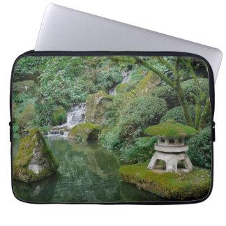 Capa Para Computador Jardins japoneses calmos