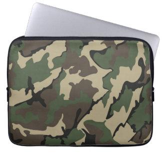 Capa Para Computador Laptop do neopreno de Camo luva de 13 polegadas