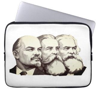 Capa Para Computador Marx, Lenin and Engels