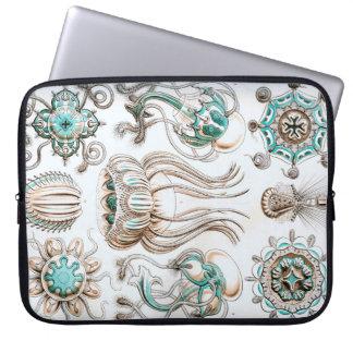 Capa Para Computador Medusa de Ernst Haeckel Narcomedusae!