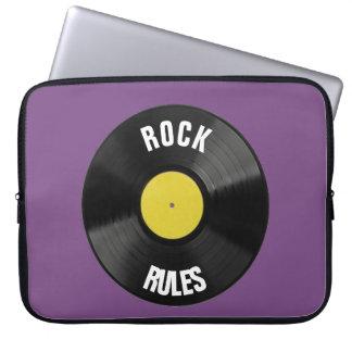 Capa Para Computador Regras da rocha