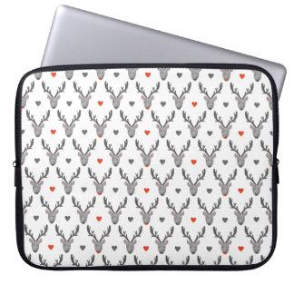 Capa Para Computador Rena! A bolsa de laptop do neopreno
