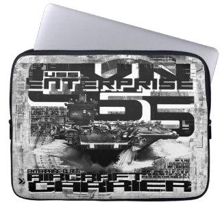 Capa Para Computador Saco dos eletrônicos da empresa do porta-aviões