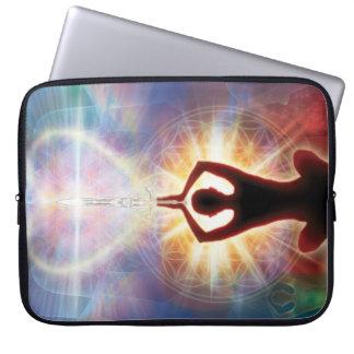 Capa Para Computador Saudação 2016 da espada V062