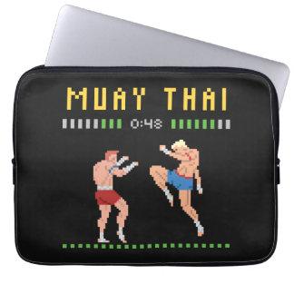 Capa Para Computador tailandês de Muay de 8 bits