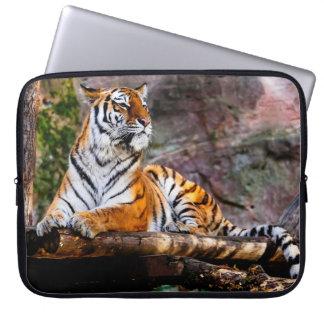 Capa Para Computador Tigre