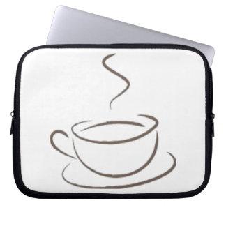 Capa Para Computador Viciado ao café