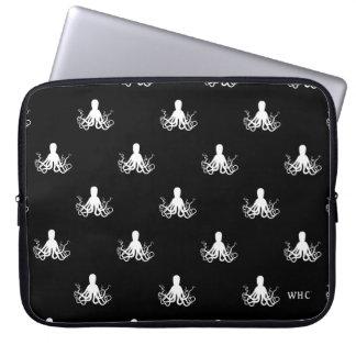 Capa Para Computador WHC - A bolsa de laptop do polvo