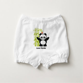 Capa Para Fralda Amor Panda®