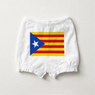 Capa Para Fralda Bandeira de Catalonia