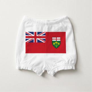 Capa Para Fralda Bandeira de Ontário