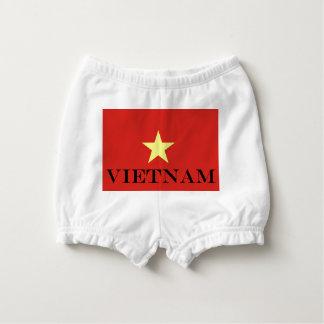 Capa Para Fralda Bandeira de Vietnam