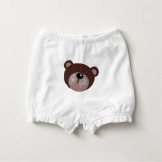 Capa Para Fralda Cara do urso