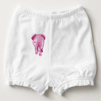 Capa Para Fralda Elefante cor-de-rosa SWAK