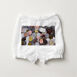 Capa Para Fralda moedas romenas