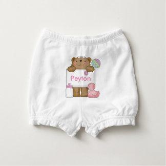 Capa Para Fralda O urso doce de Peyton