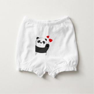 Capa Para Fralda Panda bonito