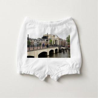 Capa Para Fralda Ponte magro, Amsterdão, Holland