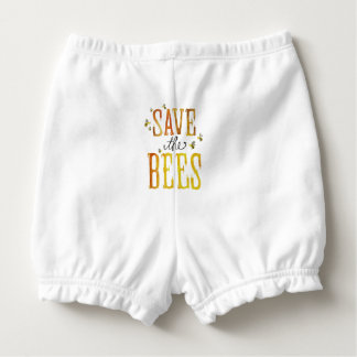 Capa Para Fralda Salvar as abelhas
