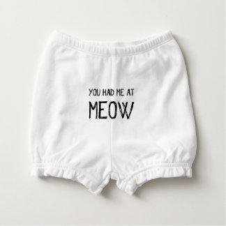 Capa Para Fralda Você teve-me no Meow