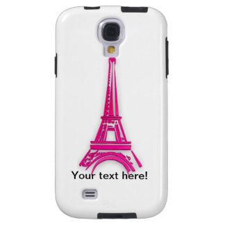 Capa Para Galaxy S4 3d torre Eiffel, clipart de France