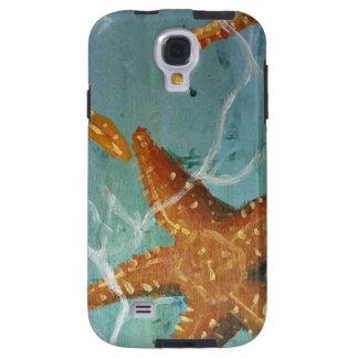 Capa Para Galaxy S4 A praia Samsung colorido tropical da estrela do