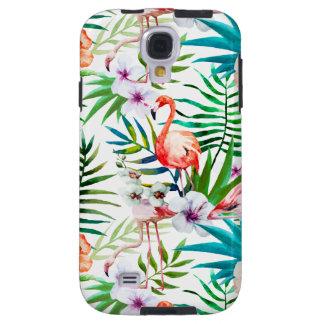 Capa Para Galaxy S4 Exemplo resistente tropical de Samsung S4