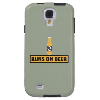 Capa Para Galaxy S4 Funcionamentos na cerveja Zmk10