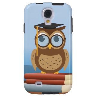Capa Para Galaxy S4 Ilustração da coruja