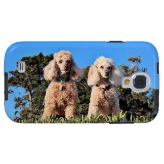 Capa Para Galaxy S4 Lixívia - caniches - Romeo Remy