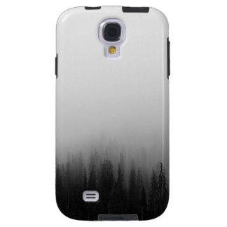 Capa Para Galaxy S4 Mystical nevoento da cena da paisagem da natureza