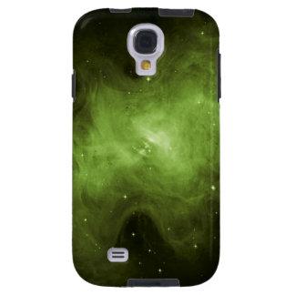 Capa Para Galaxy S4 Nebulosa de caranguejo, resto do Supernova, luz