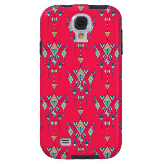 Capa Para Galaxy S4 Ornamento asteca tribal étnico do vintage