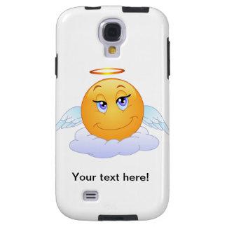 Capa Para Galaxy S4 Smiley do anjo