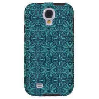 Capa Para Galaxy S4 Teste padrão antigo real luxuoso floral