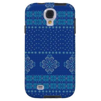 Capa Para Galaxy S4 Teste padrão feito malha Natal