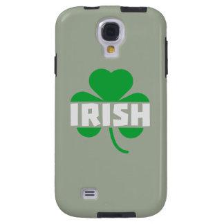 Capa Para Galaxy S4 Trevo irlandês Z2n9r do cloverleaf