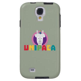 Capa Para Galaxy S4 Unicórnio Unipaca Z4srx da alpaca