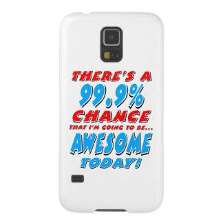 Capa Para Galaxy S5 99,9% IR SER IMPRESSIONANTE (preto)