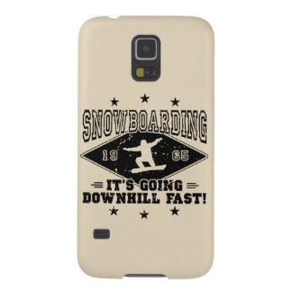Capa Para Galaxy S5 A DESCIDA JEJUA! (preto)