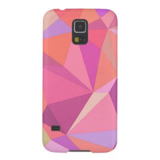 Capa Para Galaxy S5 Abstrato do triângulo