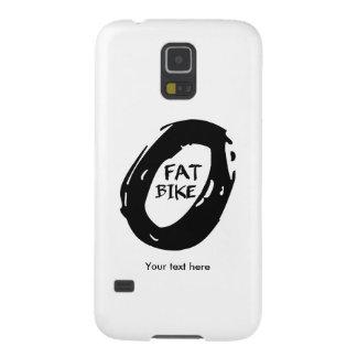Capa Para Galaxy S5 Bicicleta gorda